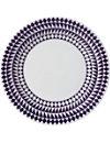JASPER CONRAN @ WEDGWOOD Mosaic Blue accent plate 23cm