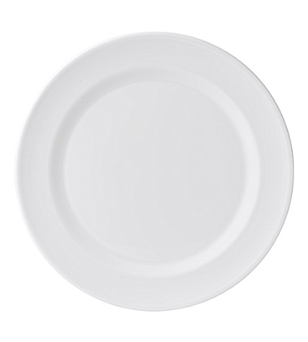 WEDGWOOD White plate 27cm