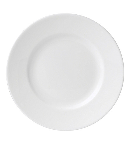WEDGWOOD White plate 23cm