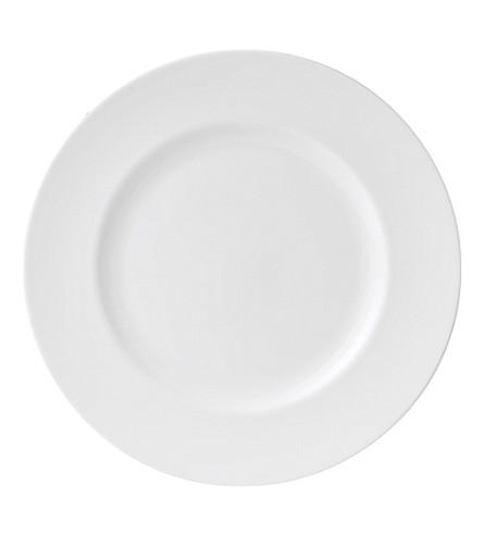 WEDGWOOD White plate 20cm