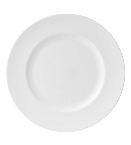 WEDGWOOD White plate 18cm