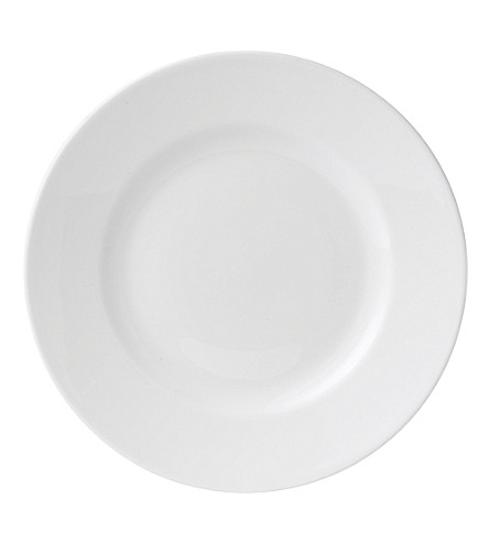 WEDGWOOD White pasta plate 28cm