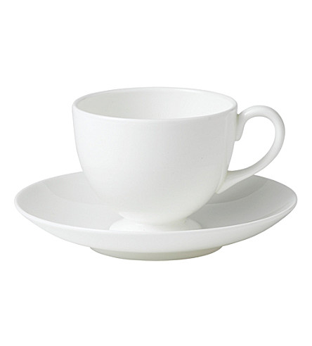 WEDGWOOD White teacup