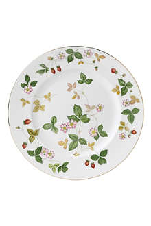 WEDGWOOD Wild strawberry 23cm plate