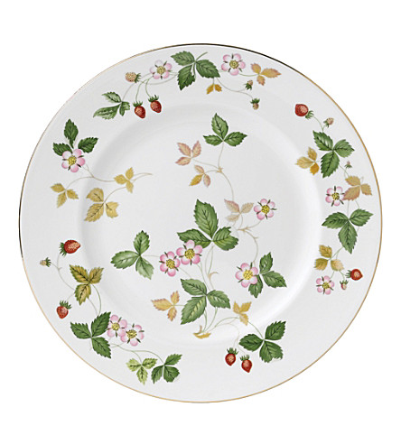 WEDGWOOD Wild strawberry 23cm plate