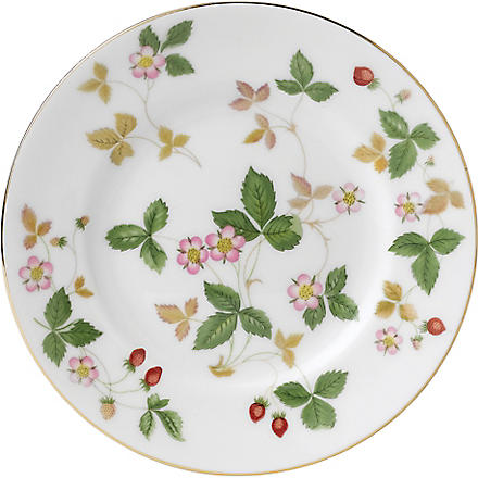 WEDGWOOD Wild strawberry 20cm plate