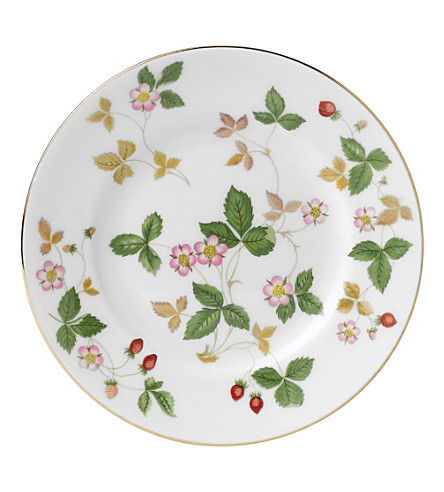 WEDGWOOD Wild strawberry 20cm plate