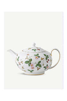 WEDGWOOD Wild strawberry large teapot