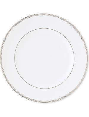 VERA WANG @ WEDGWOOD Grosgrain plate 27cm