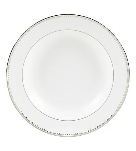 VERA WANG @ WEDGWOOD Grosgrain pasta plate
