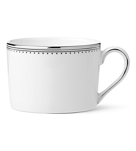 VERA WANG @ WEDGWOOD Grosgrain teacup
