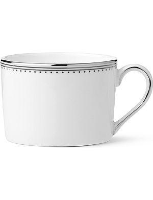 VERA WANG @ WEDGWOOD Grosgrain teacup