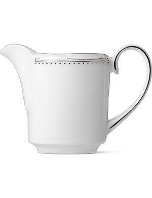 VERA WANG @ WEDGWOOD Grosgrain cream jug