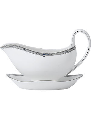 WEDGWOOD Amherst sauce boat