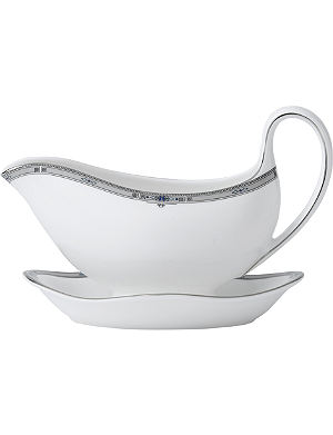 WEDGWOOD Amherst sauce boat stand