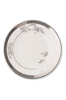 VERA WANG @ WEDGWOOD Lace Platinum plate 20cm