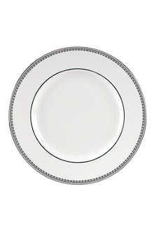 VERA WANG @ WEDGWOOD Lace Platinum plate 15cm