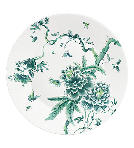 JASPER CONRAN @ WEDGWOOD Chinoiserie white plate 27cm