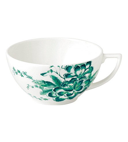 JASPER CONRAN @ WEDGWOOD Chinoiserie white teacup (White