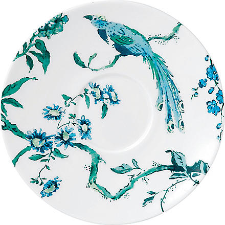 JASPER CONRAN @ WEDGWOOD Chinoiserie White tea saucer