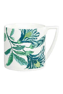 WEDGWOOD Chinoiserie mini mug white