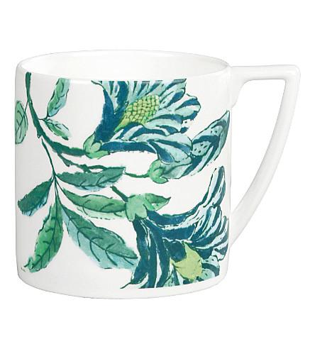 JASPER CONRAN @ WEDGWOOD Chinoiserie mini mug white (White