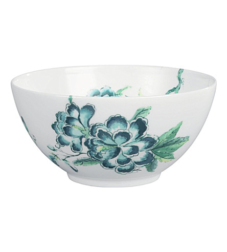 JASPER CONRAN @ WEDGWOOD Chinoiserie white bowl 14cm