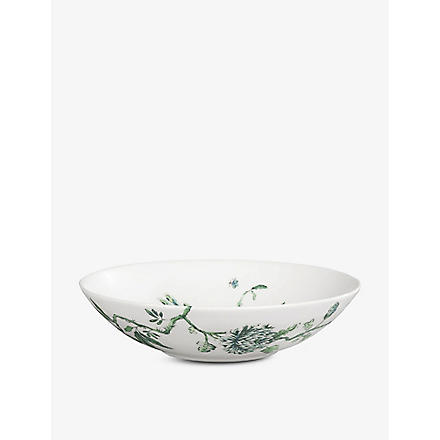 WEDGWOOD Chinoiserie soup bowl white 23cm