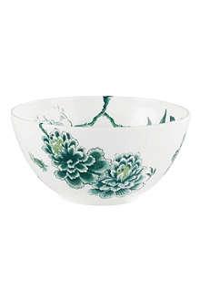 JASPER CONRAN @ WEDGWOOD Chinoiserie white bowl 30cm
