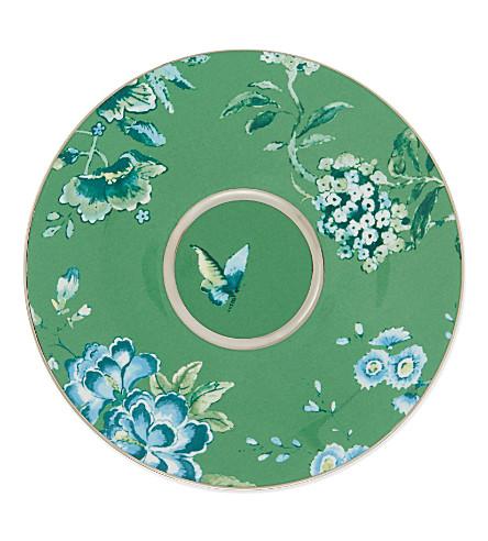 JASPER CONRAN @ WEDGWOOD Chinoiserie tea saucer
