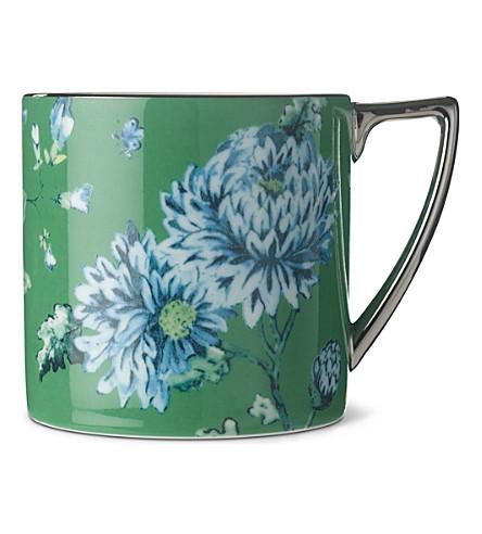 JASPER CONRAN @ WEDGWOOD Chinoiserie green mini mug (Green
