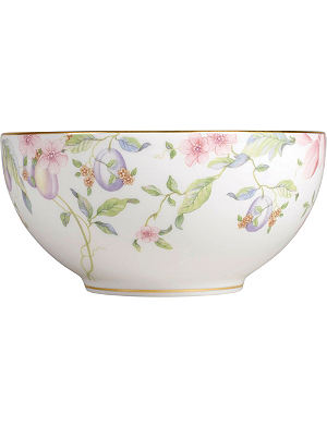 WEDGWOOD Sweet Plum bowl