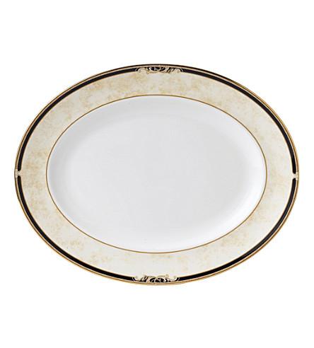 WEDGWOOD Cornucopia oval dish 35.5cm