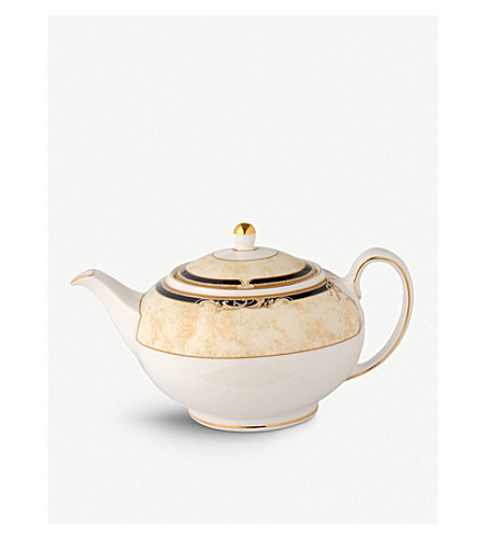 WEDGWOOD 聚宝盆茶壶