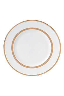 VERA WANG @ WEDGWOOD Lace Gold plate 27cm