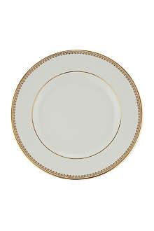 VERA WANG @ WEDGWOOD Lace Gold plate 15cm