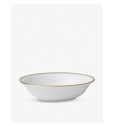 VERA WANG @ WEDGWOOD Lace Gold cereal bowl