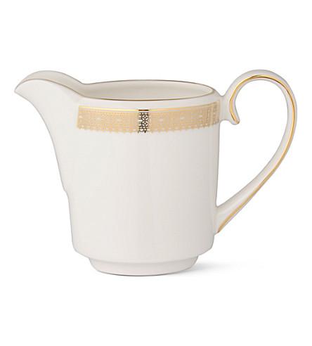 VERA WANG @ WEDGWOOD Lace Gold cream jug