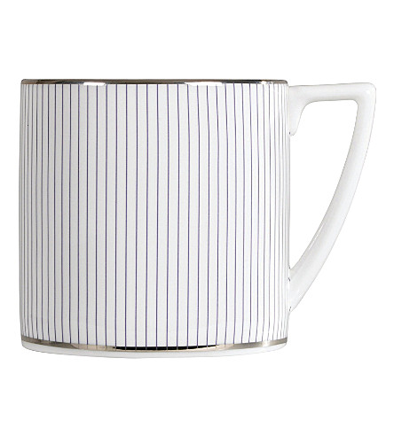 JASPER CONRAN @ WEDGWOOD Pinstripe mug