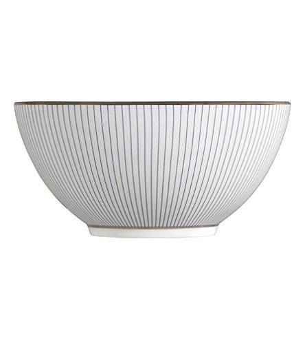 JASPER CONRAN @ WEDGWOOD Pinstripe bowl 14cm