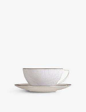 JASPER CONRAN @ WEDGWOOD Pinstripe large teacup