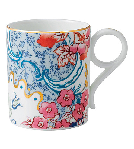 WEDGWOOD Archive Collection Spring Blossom mug