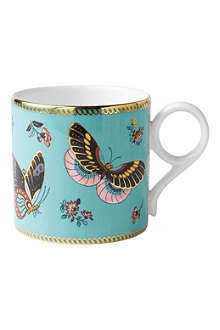 WEDGWOOD Archive Collection butterfly dance mug