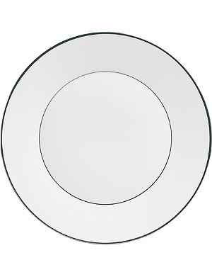 JASPER CONRAN @ WEDGWOOD Platinum plate 27cm