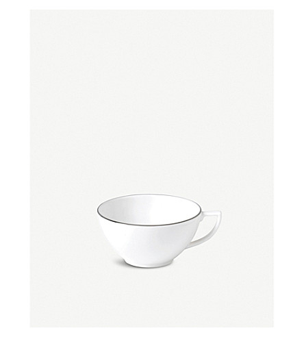 JASPER CONRAN @ WEDGWOOD Platinum large teacup