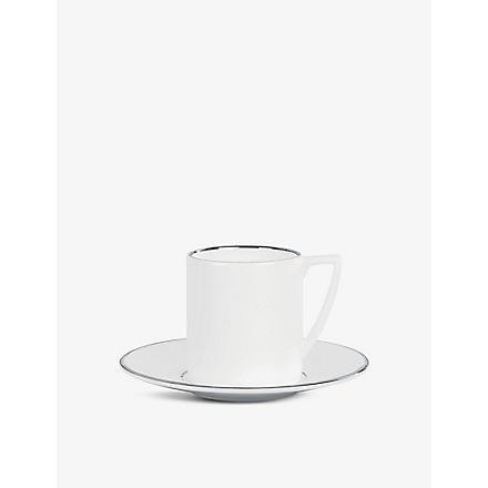 JASPER CONRAN @ WEDGWOOD Platinum espresso cup