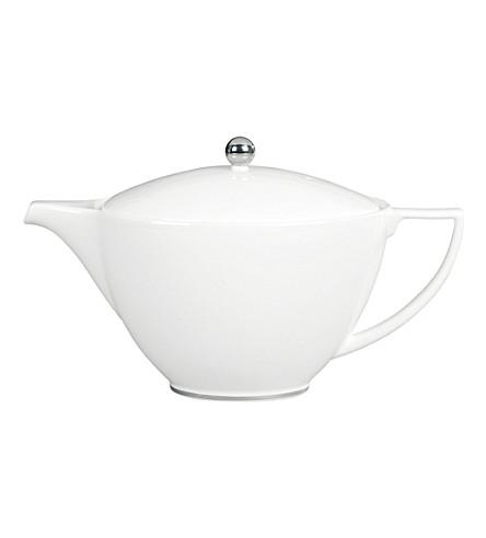 JASPER CONRAN @ WEDGWOOD Platinum teapot