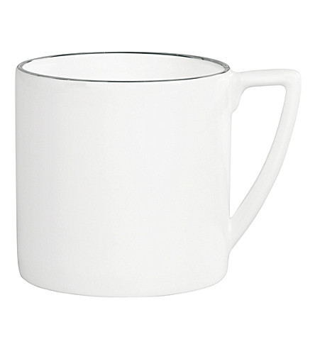 JASPER CONRAN @ WEDGWOOD Platinum mini mug