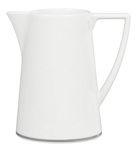 JASPER CONRAN @ WEDGWOOD Platinum cream jug