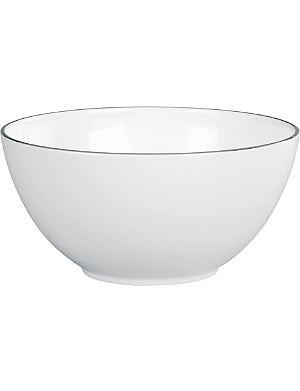 JASPER CONRAN @ WEDGWOOD Platinum bowl 20cm
